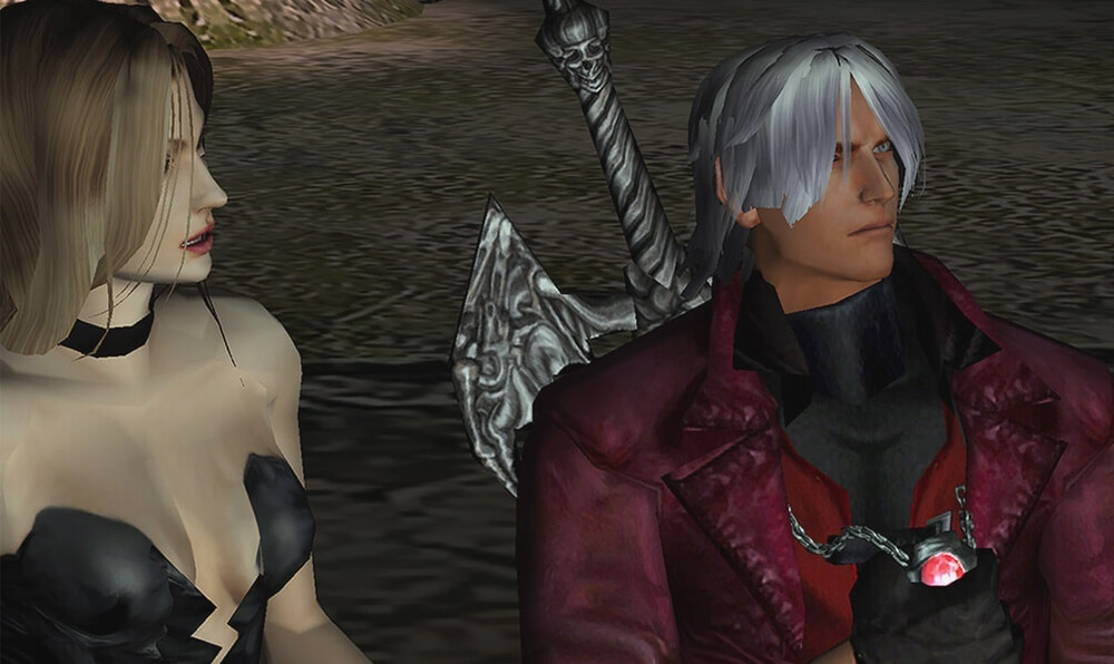Screenshot for Devil May Cry on Nintendo Switch