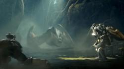 Screenshot for Monster Hunter World: Iceborne - click to enlarge