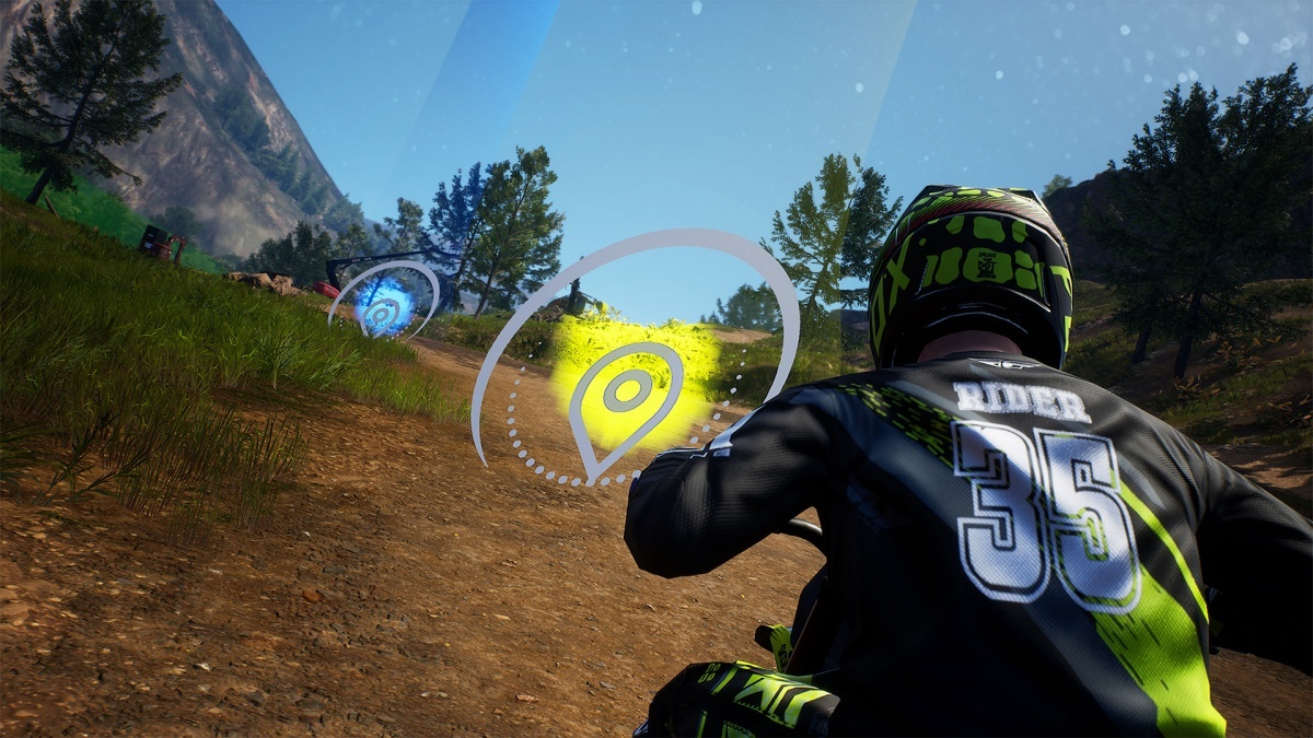 Screenshot for MXGP 2019: The Official Motocross Videogame on PlayStation 4