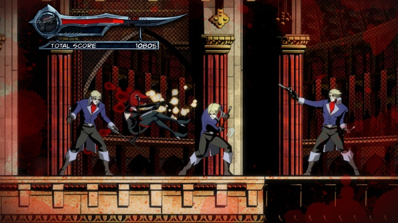 Screenshot for BloodRayne: Betrayal on PC
