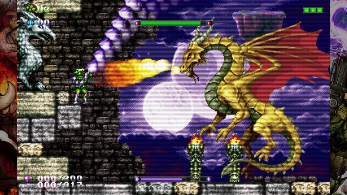 Screenshot for Gunlord X on Nintendo Switch