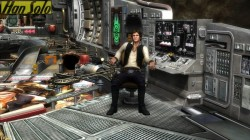 Screenshot for Star Wars Pinball - click to enlarge