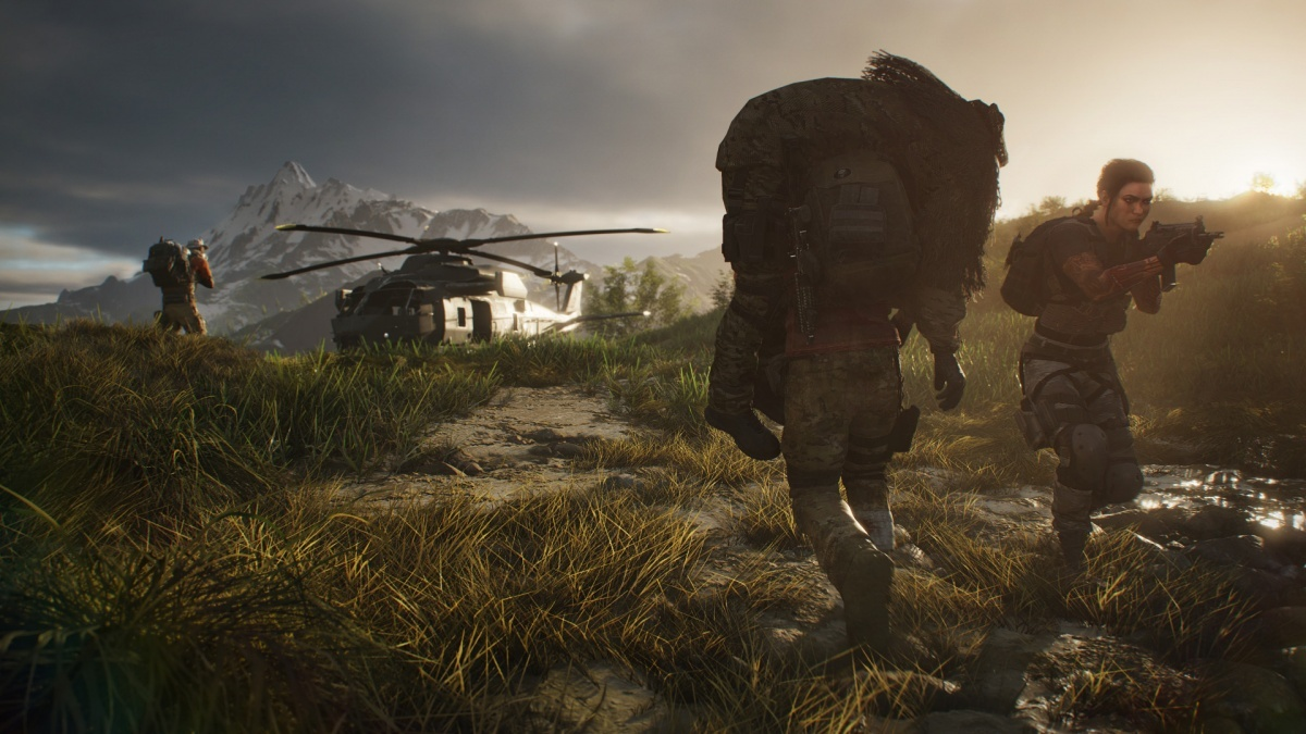 Screenshot for Tom Clancy's Ghost Recon Breakpoint on PlayStation 4