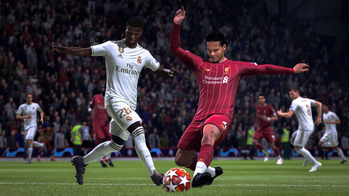 Screenshot for FIFA 20 on Xbox One