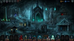 Screenshot for Iratus: Lord of the Dead - click to enlarge