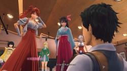 Screenshot for Sakura Wars - click to enlarge