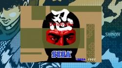 Screenshot for SEGA AGES Shinobi - click to enlarge