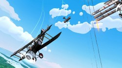Screenshot for Skies of Fury DX - click to enlarge