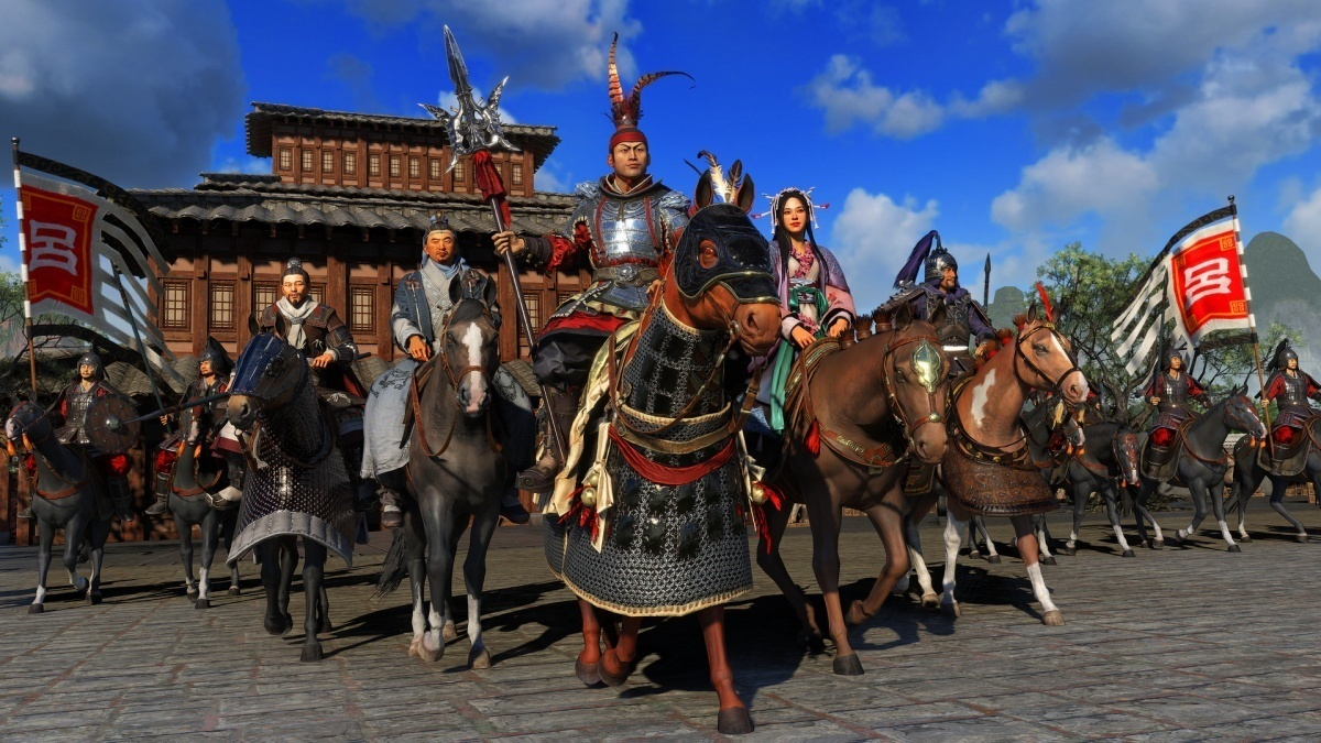 Screenshot for Total War: Three Kingdoms - A World Betrayed on PC