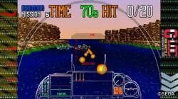 Screenshot for SEGA Ages: G-LOC Air Battle - click to enlarge