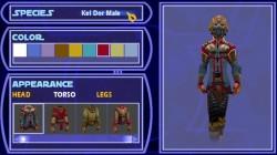 Screenshot for Star Wars Jedi Knight: Jedi Academy - click to enlarge