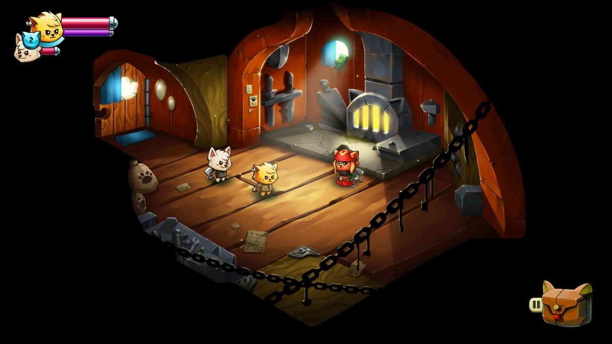 Screenshot for Cat Quest 2 on PC