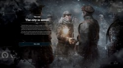 Screenshot for Frostpunk: On the Edge - click to enlarge
