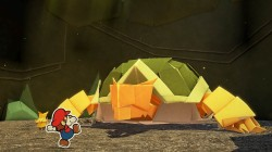 Screenshot for Paper Mario: The Origami King - click to enlarge