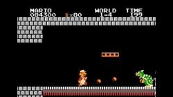 Screenshot for Super Mario Bros. - click to enlarge