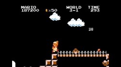 Screenshot for Super Mario Bros. - click to enlarge
