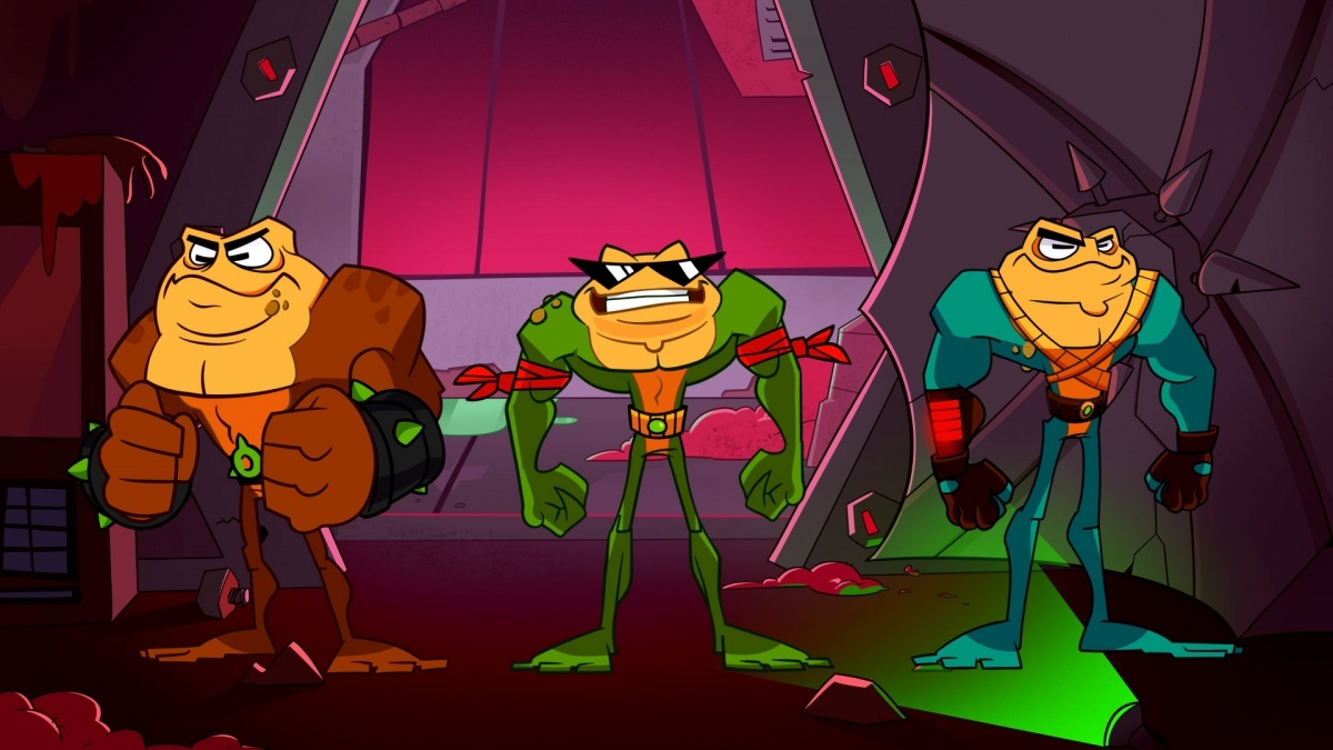 Screenshot for Battletoads on Xbox One