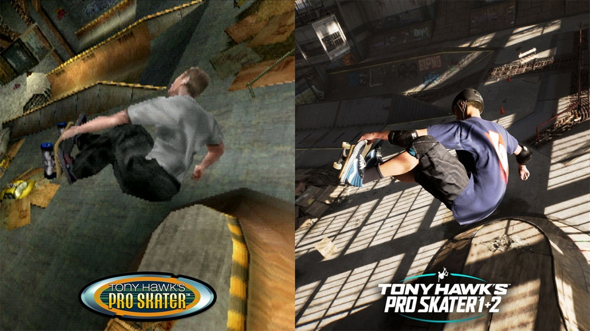 Screenshot for Tony Hawk's Pro Skater 1+2 on Xbox One