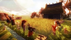 Screenshot for Sakuna of Rice and Ruin - click to enlarge