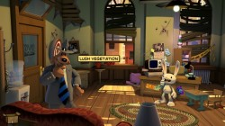 Screenshot for Sam & Max Save the World - click to enlarge