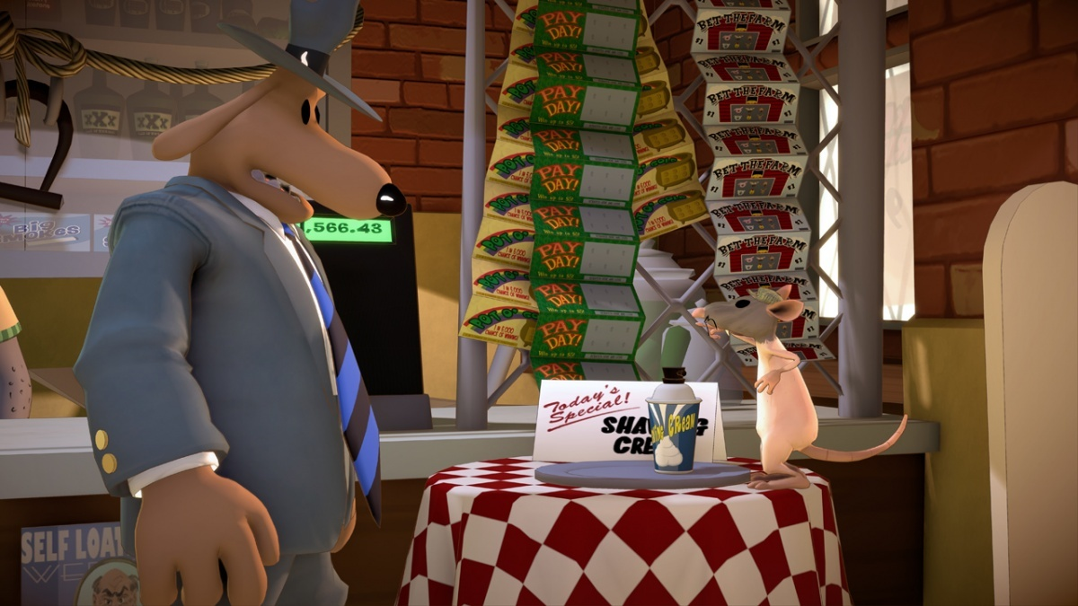 Screenshot for Sam & Max Save the World on Nintendo Switch