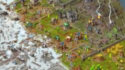 Screenshot for Townsmen - A Kingdom Rebuilt - click to enlarge