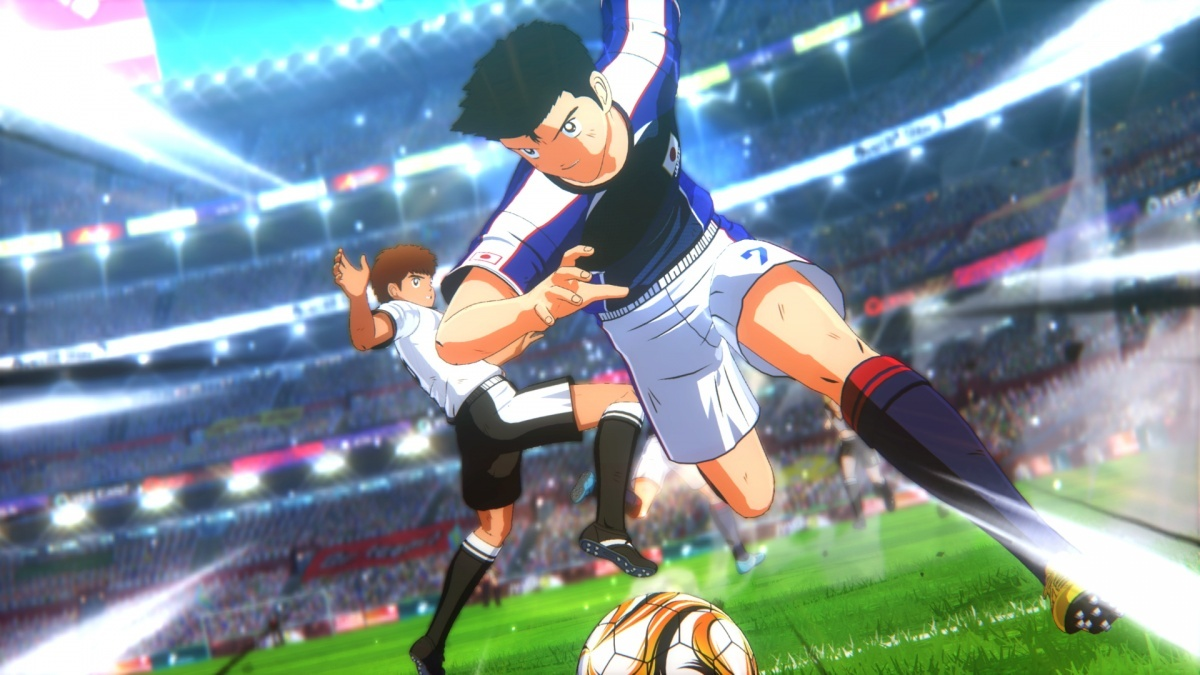 Screenshot for Captain Tsubasa: Rise of New Champions on PlayStation 4