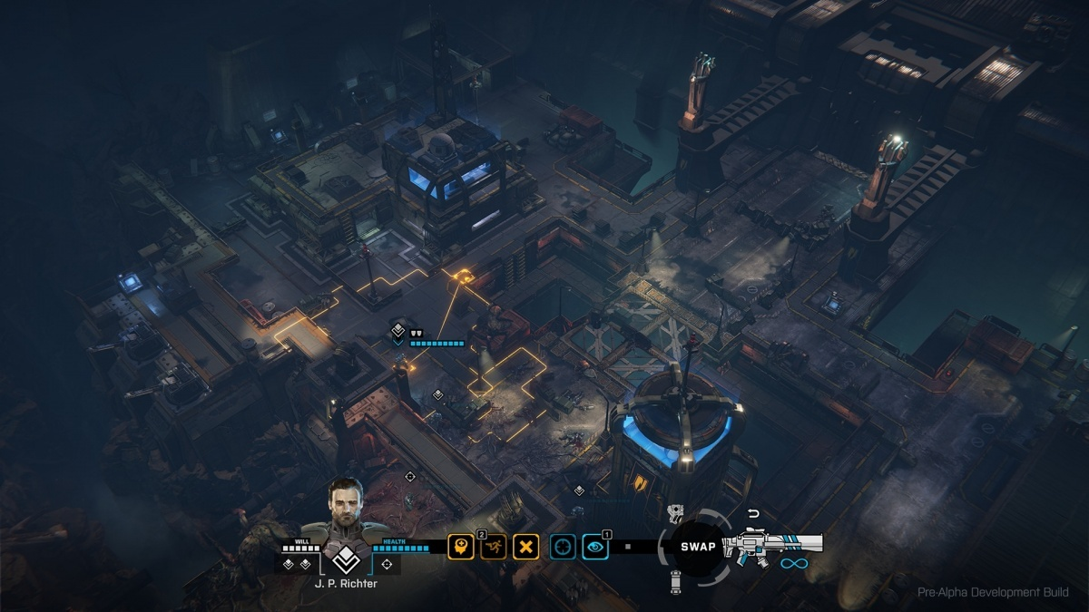 Screenshot for Phoenix Point on PC