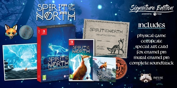 Image for News: Spirit of the North Signature Edition