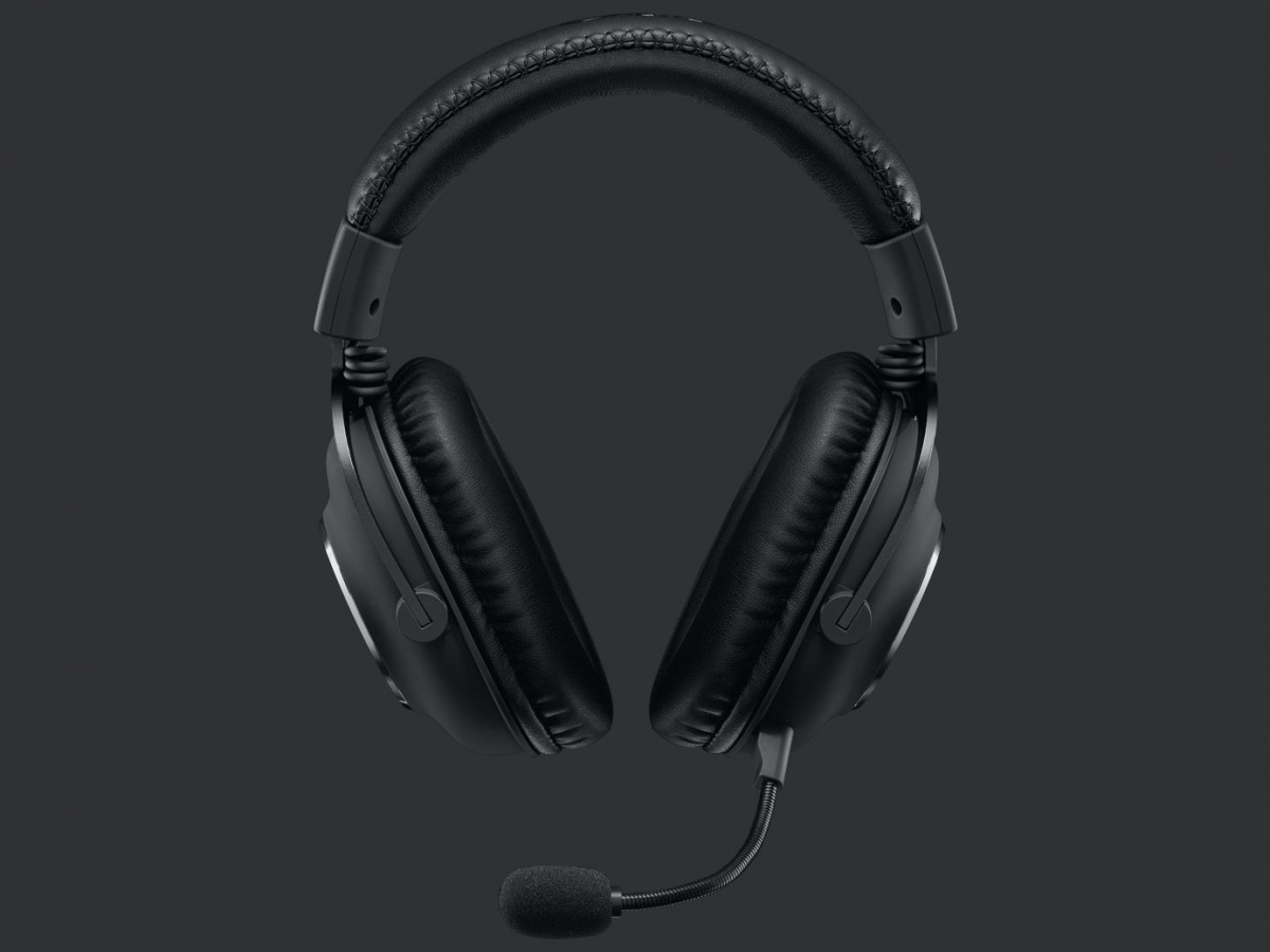 Image for Tech Up! Logitech G PRO X Headset Review