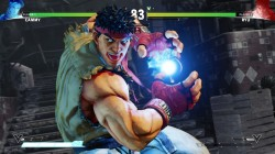 Screenshot for Street Fighter V - click to enlarge