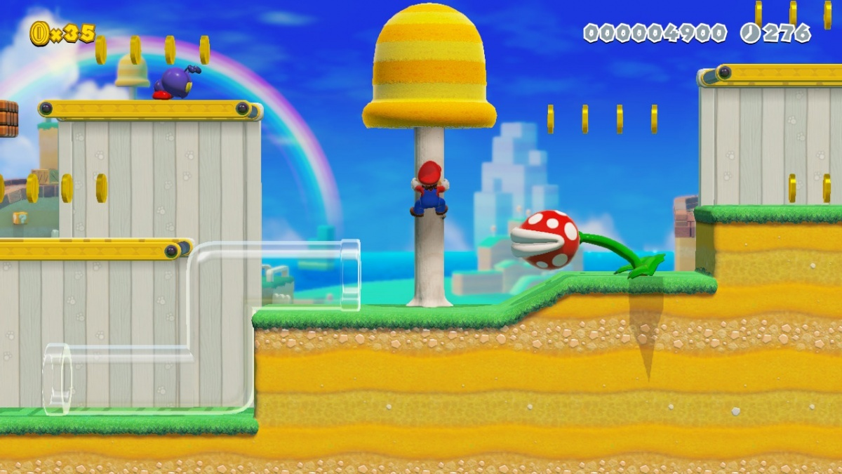 Screenshot for Super Mario Maker 2 on Nintendo Switch