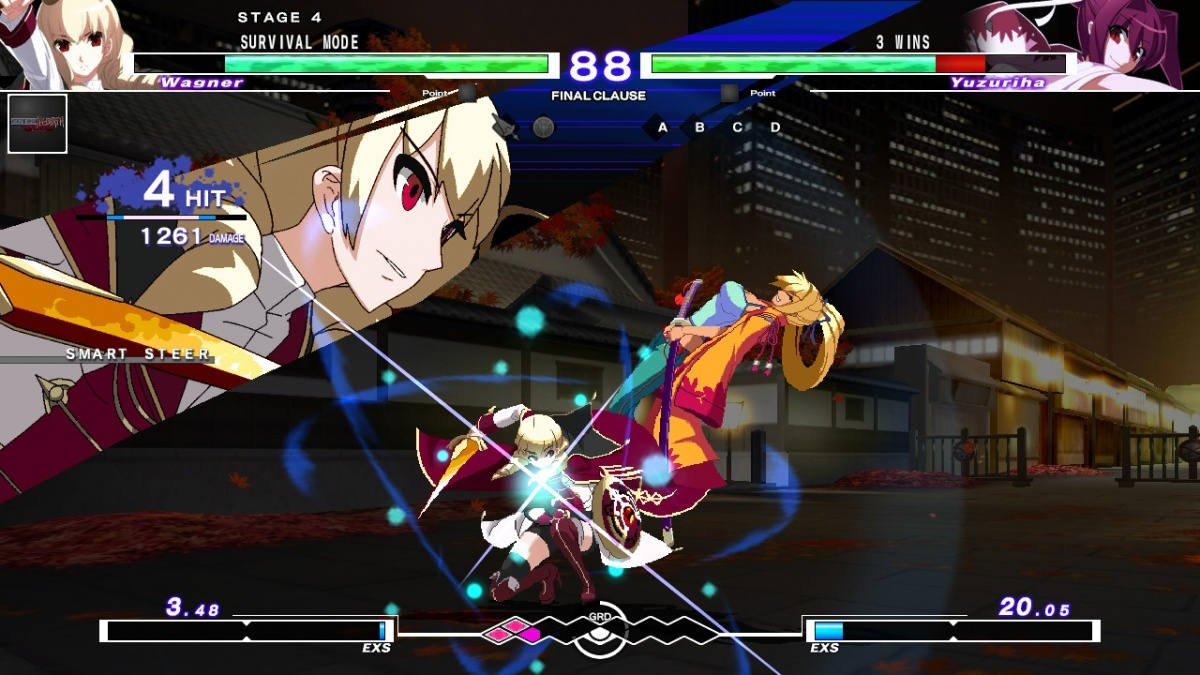 Screenshot for Under Night In-Birth Exe:Late[cl-r] on Nintendo Switch