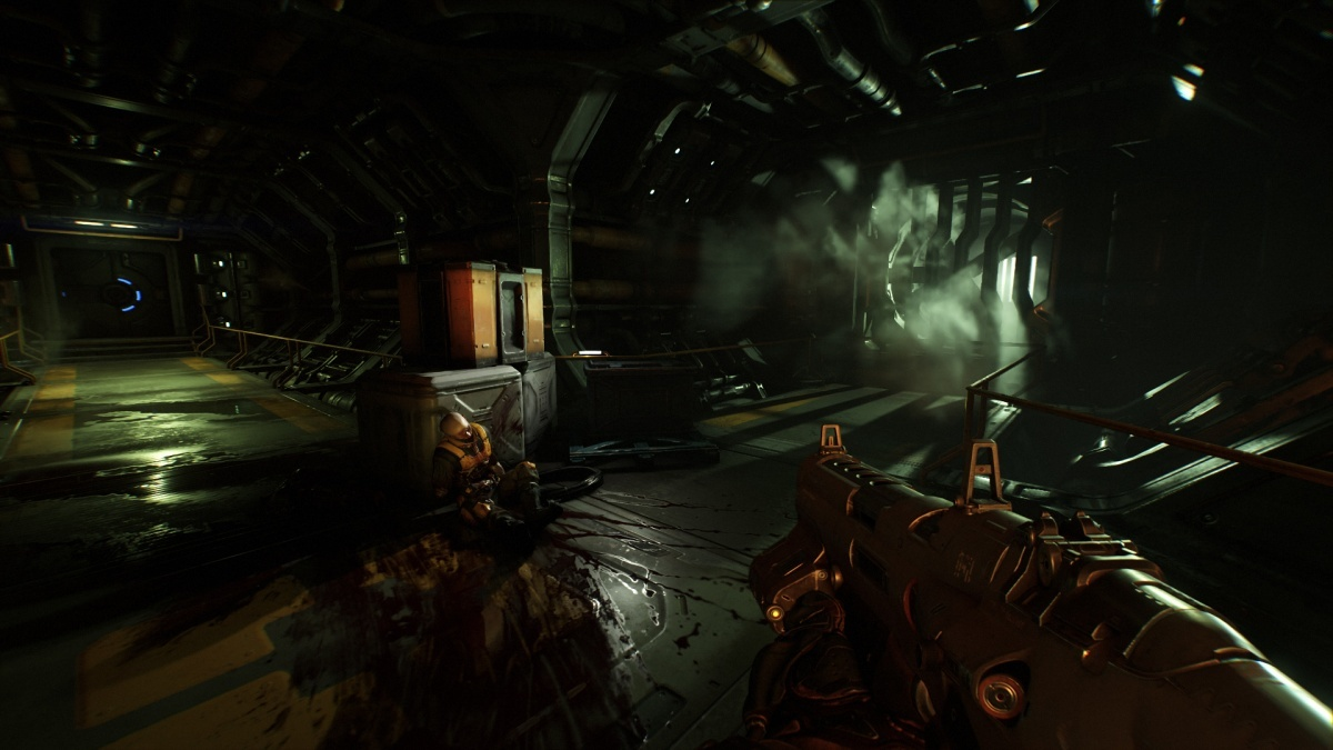 Screenshot for DOOM on PC