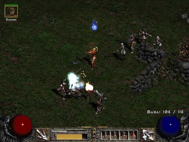 Screenshot for Diablo II on PC