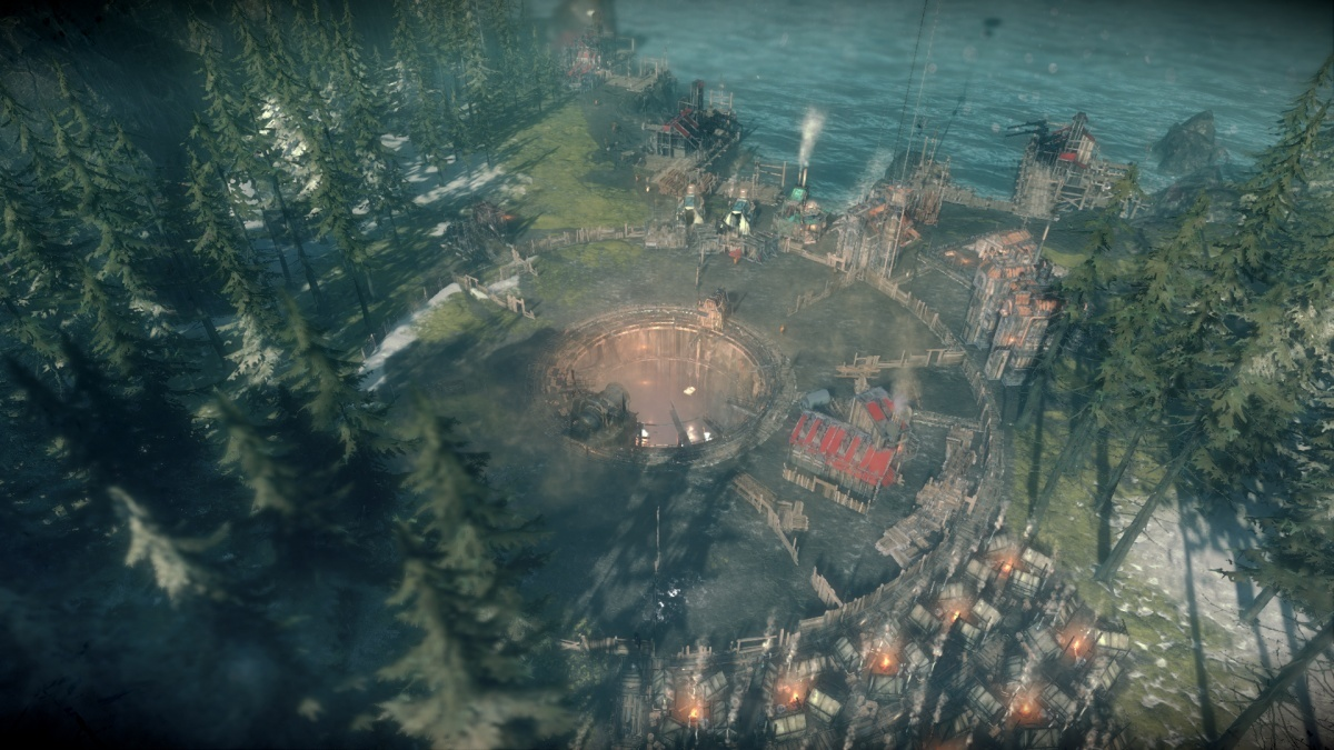 Screenshot for Frostpunk: The Last Autumn on PC