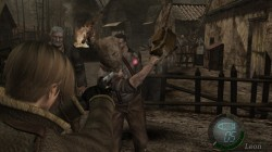 Screenshot for Resident Evil 4 - click to enlarge