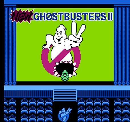 Screenshot for New Ghostbusters II  on NES