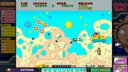 Screenshot for SEGA Ages: Fantasy Zone - click to enlarge