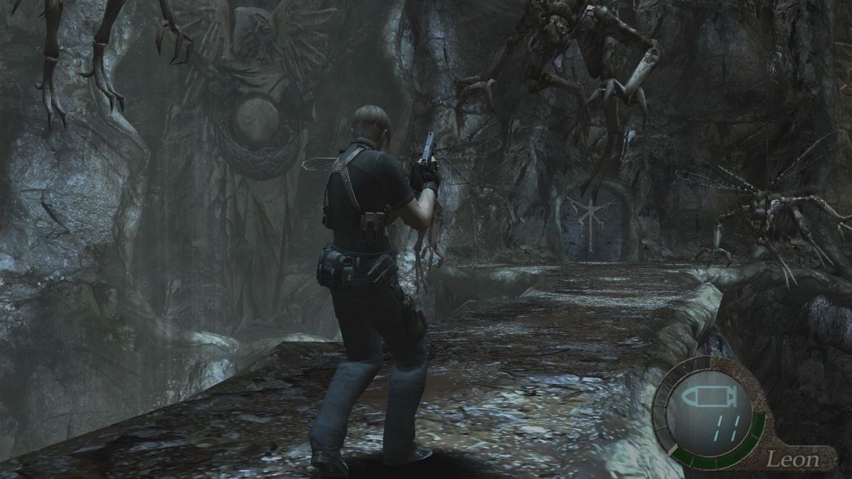 Screenshot for Resident Evil 4 on Nintendo Switch