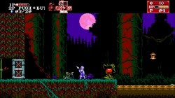 Screenshot for Bloodstained: Curse of the Moon 2 - click to enlarge