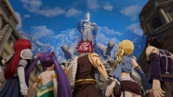 Screenshot for Fairy Tail - click to enlarge