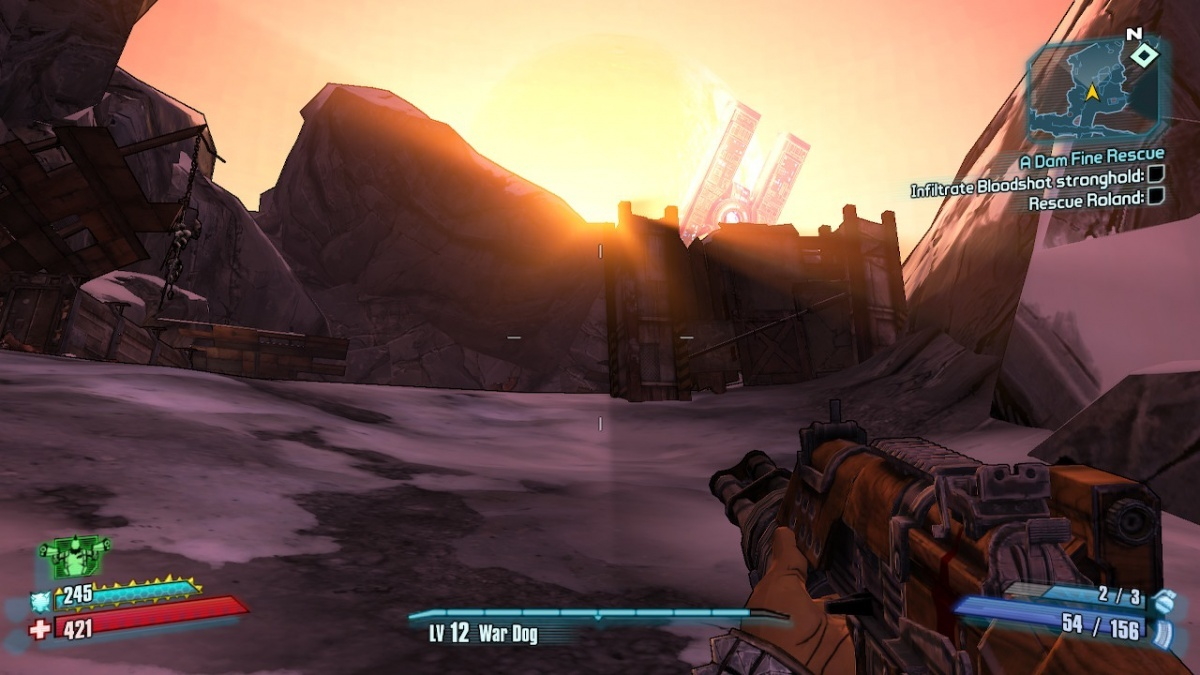 Screenshot for Borderlands: Legendary Collection on Nintendo Switch