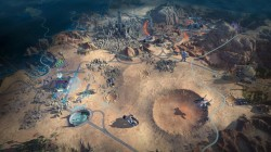Screenshot for Age of Wonders: Planetfall - click to enlarge