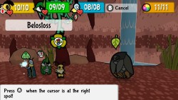 Screenshot for Bug Fables: The Everlasting Sapling - click to enlarge