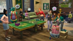 Screenshot for The Sims 4: Discover University - click to enlarge