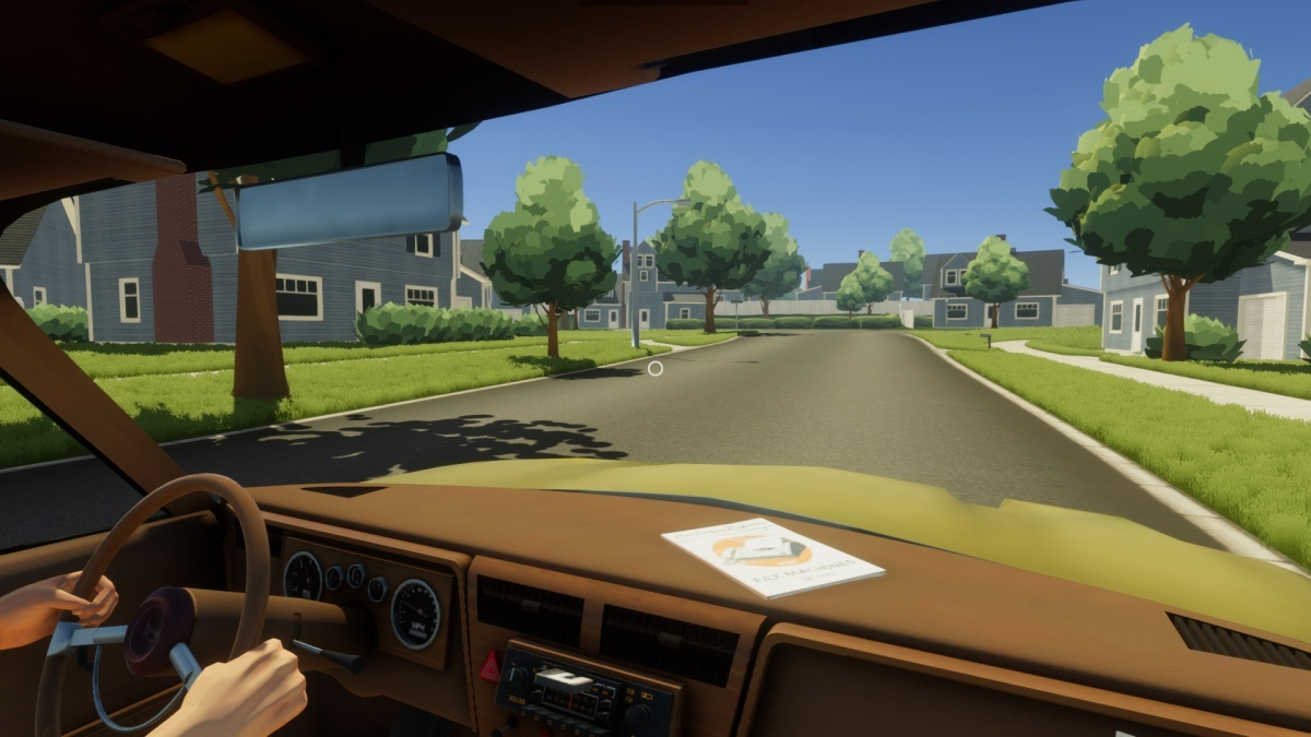 Screenshot for Hitchhiker - A Mystery Game on PC