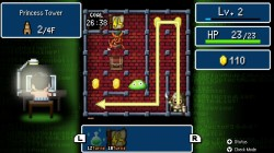 Screenshot for Dandy Dungeon - Legend of Brave Yamada - click to enlarge