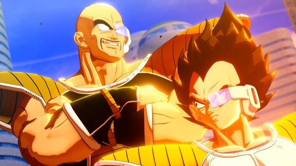 Screenshot for Dragon Ball Z: Kakarot on PlayStation 4