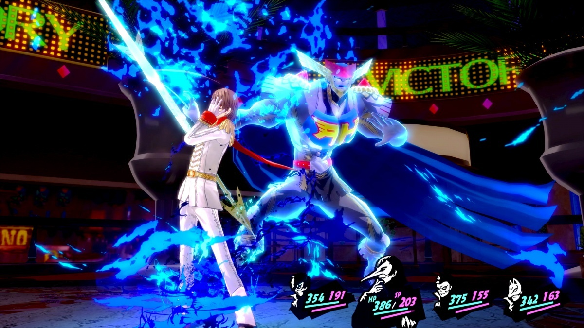 Screenshot for Persona 5 Royal on PlayStation 4